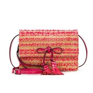 Patricia Nash Convertible Crossbody Wristlet Bag